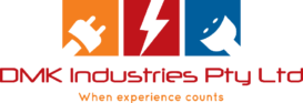 DMK Industries Logo